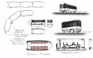 TG0031 - Z-rounded transist vehicles concept