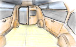 TG0040 - z-rounded free interior